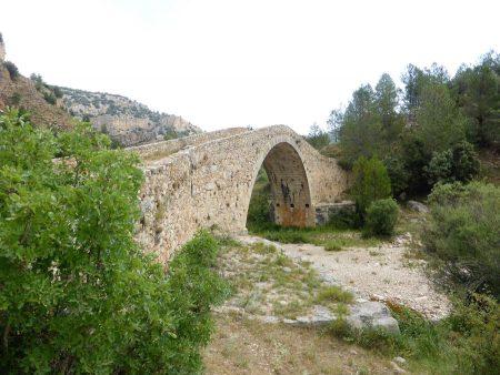 Puente de las Maravillas (Teruel)
